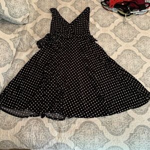 Ralph Lauren Polka dots dress size 10